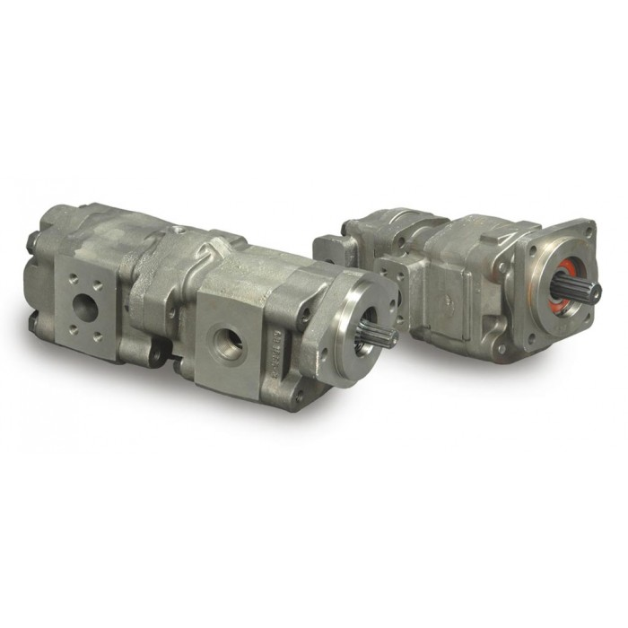 GMP Bearing Gear Pump Range