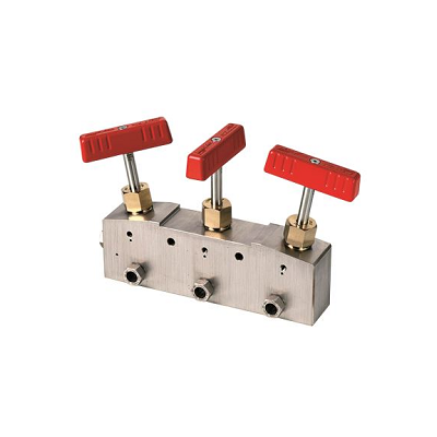 Double-Block and Bleed Valves