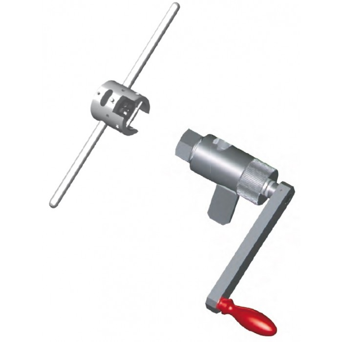 Manual Coning & Threading Tool