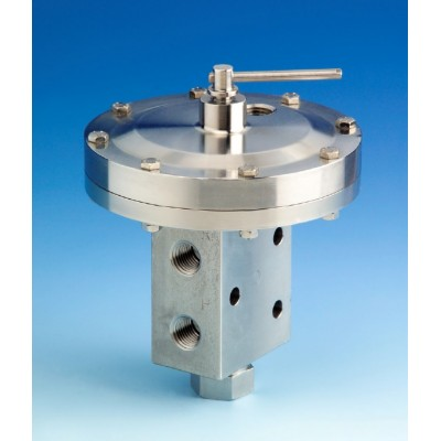 Hydraulic Interface Valve DN6