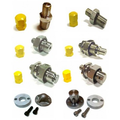 Nitrogen Gas Valves & Accessories