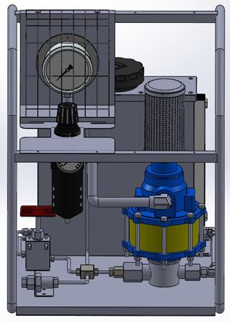 D5/D6 Series Power Unit