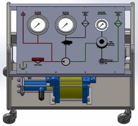 GB Series Power Unit