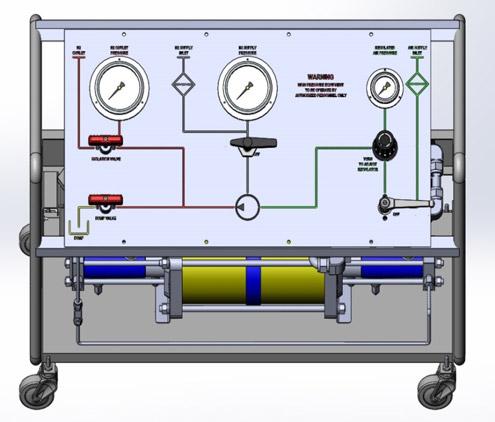 GBD-D Series Power Unit