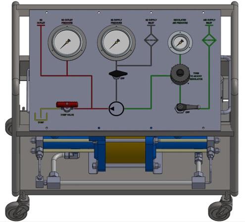 GBT Series Power Unit